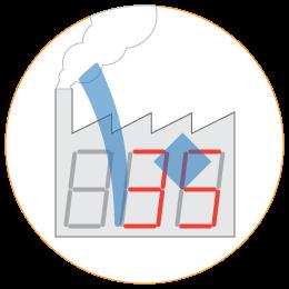 لوگوی تحویل موقت پروژه