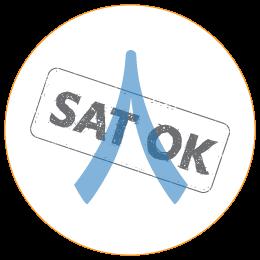 لوگوی تست SAT
