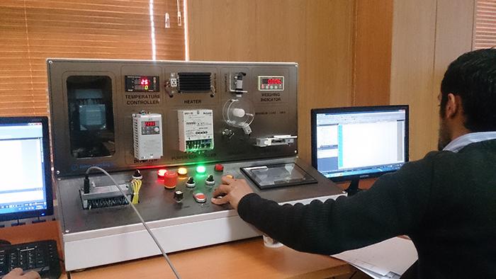 تصویر دوره آموزش PLC - کار عملی