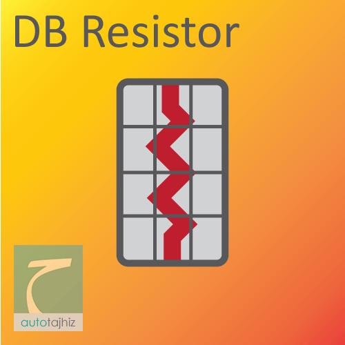 Picture of AC Drive Dynamic Brake Resistor 6 Ohm 10 kW