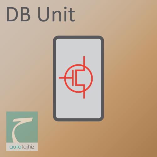 Picture of LS DB Unit SV550DBU-4