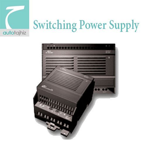 تصویر HUAJING Power Supply DC 24 V / 5 A / DIN rail