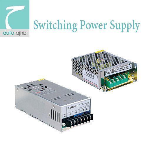 تصویر HUAJING Power Supply Double Output 5V/12A , 12V/5A
