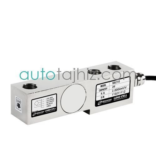 Picture of SEWHA Load Cell Shear Beam SB210 - 3 tf