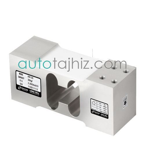 تصویر SEWHA Load Cell Single Point AB140 - 500 kgf