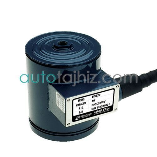 Picture of SEWHA Load Cell Canister Type SC520 - 5 tf