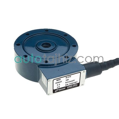 تصویر  SEWHA Load Cell Low Profile SL410 - 100 tf